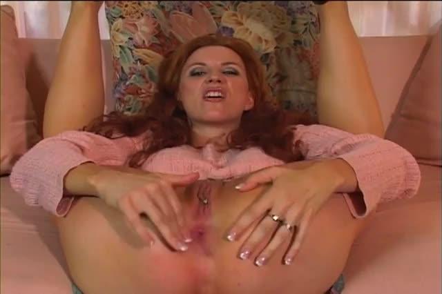 anal milf Busty redhead