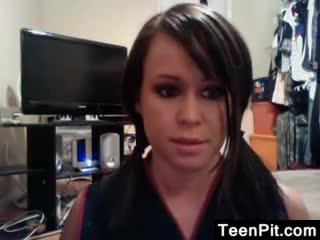 Teen in boot porn