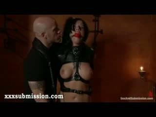 tricia helfer tied and punished