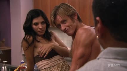 Callie thorne nude apologise, but
