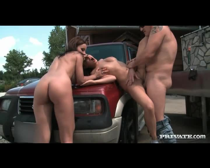 Carwash sluts