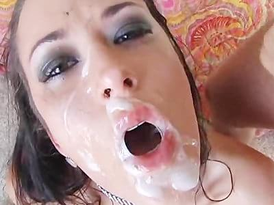 Carmella Bing Blowjob