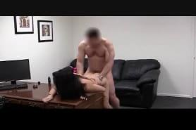 Casting Couch doggystyle