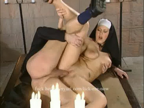 priest fucks nun