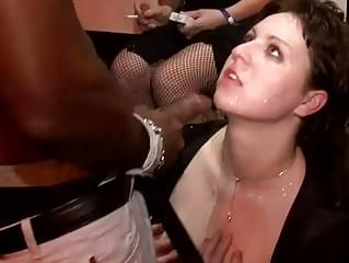 Cumshots sex party