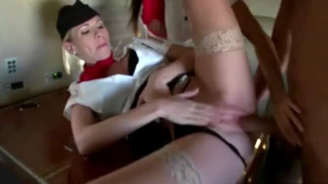 Cfnm Mature Flight Attendants Fucking Passenger Femdom