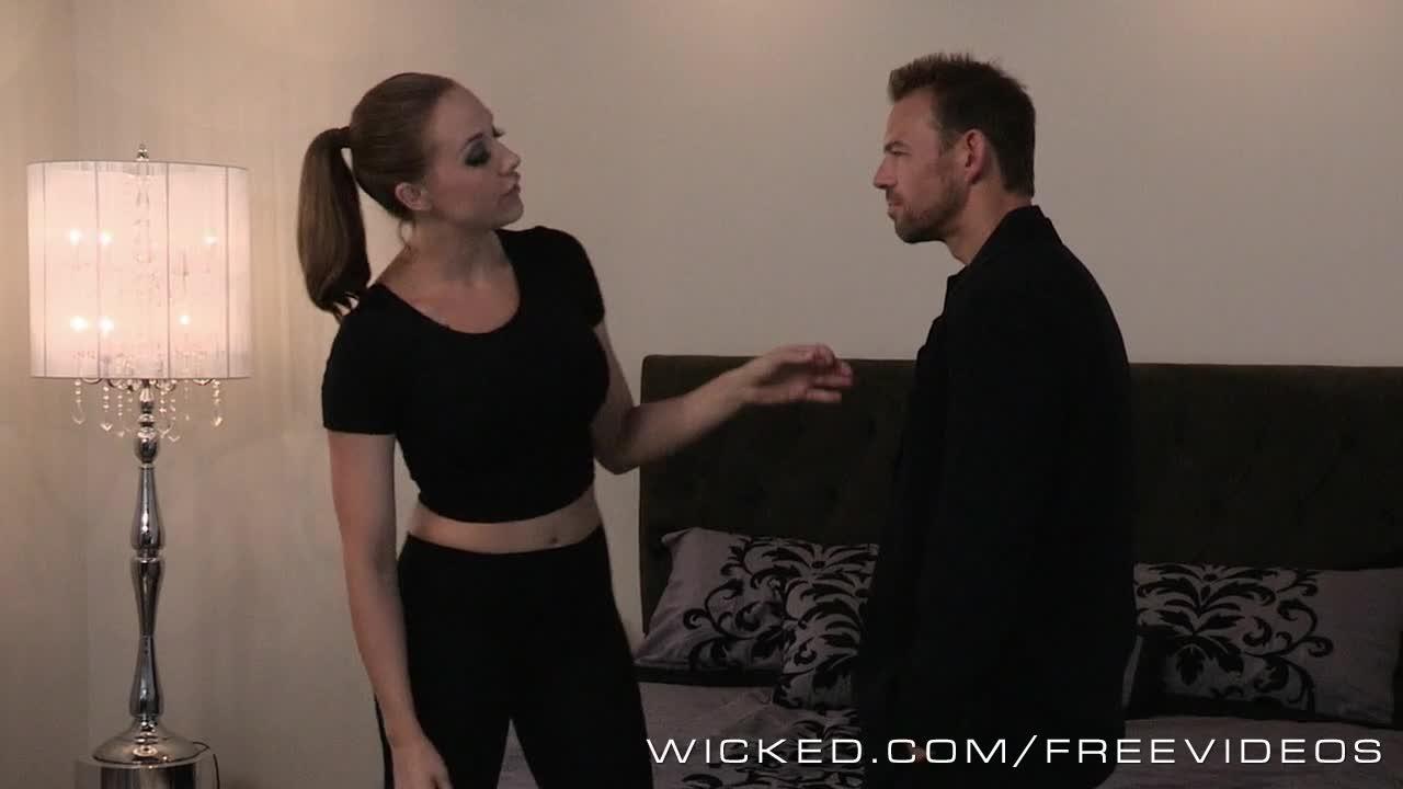 chanel preston cheating wife