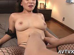 Asian charming sex