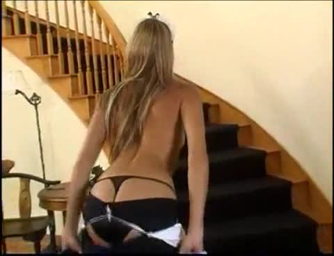French maid amateur milf lactation didloplay