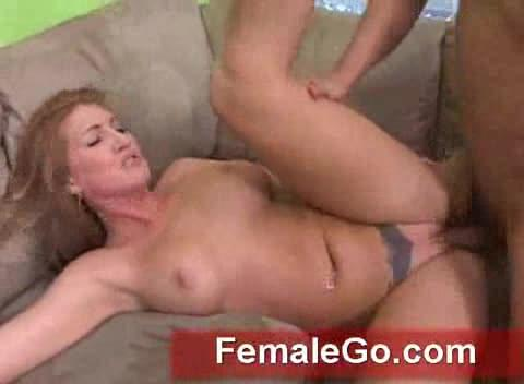Mature old wife