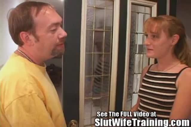 Slut wife training application
