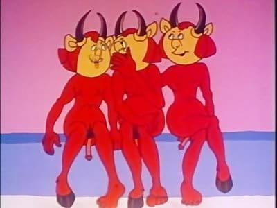Classic cartoon porn