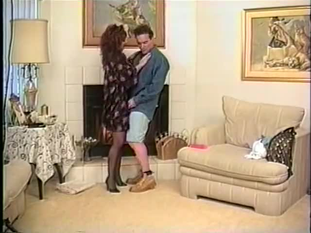 Classic cougars roxy rider and houston threesome 8
