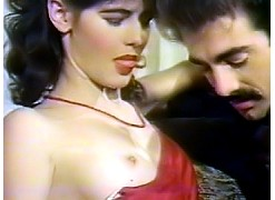 classic porn movies Big titted mature babe seduces her new personal trainer
