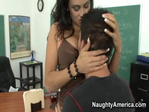 Claudia valentine - my first sex teacher