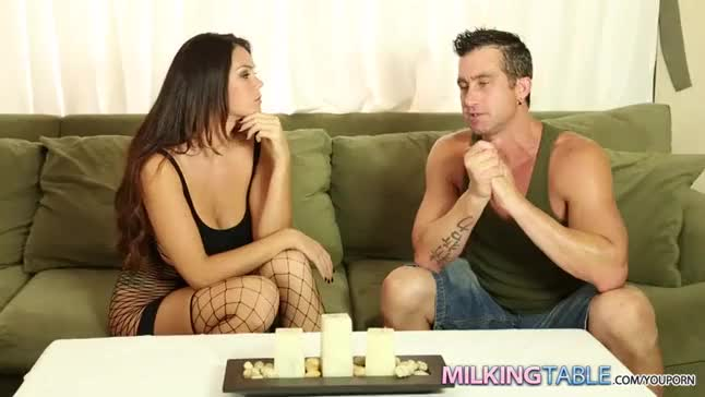 Alison tyler cock milking
