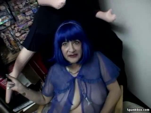 Blue iris porn star