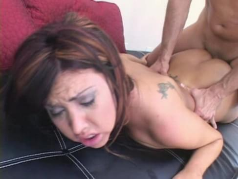 cody lane crawls into a gangbang porn tube
