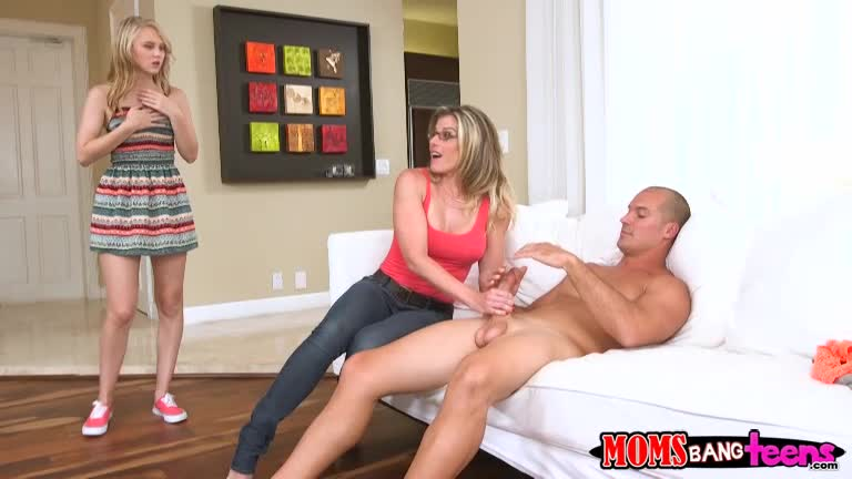 Cuckold mmf threesome