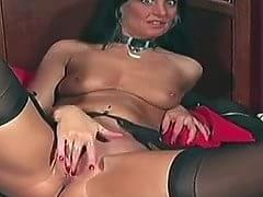 Milf and nephew sex toy