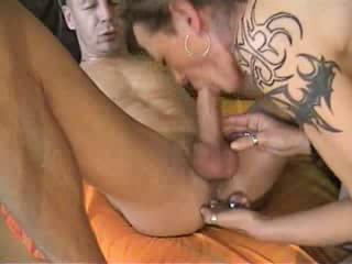fingering a man s ass