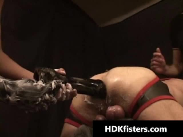 Hardcore Gay Fisting Videos