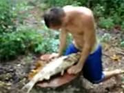 Something fish fuck video are