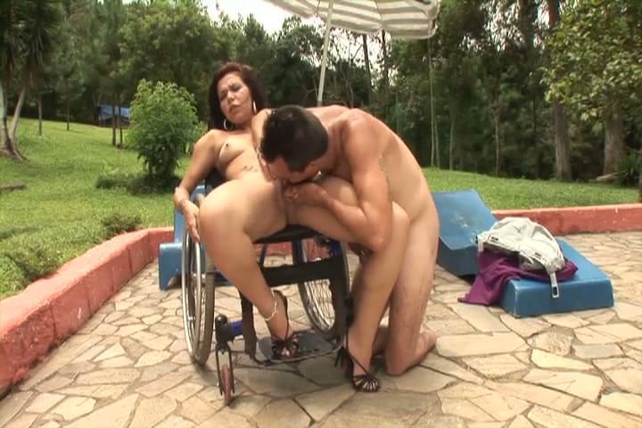 fucking cripple girls video