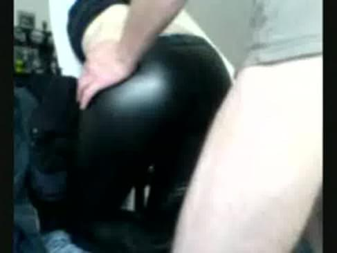 Leather Pants Porn Video 62