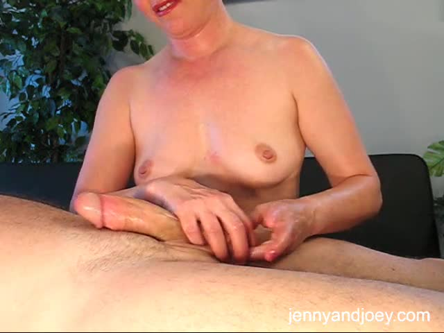 Amateur mature mom with son