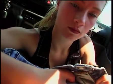 blowjob in car Girl