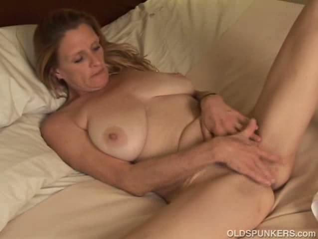 Orgasm as load deep inside