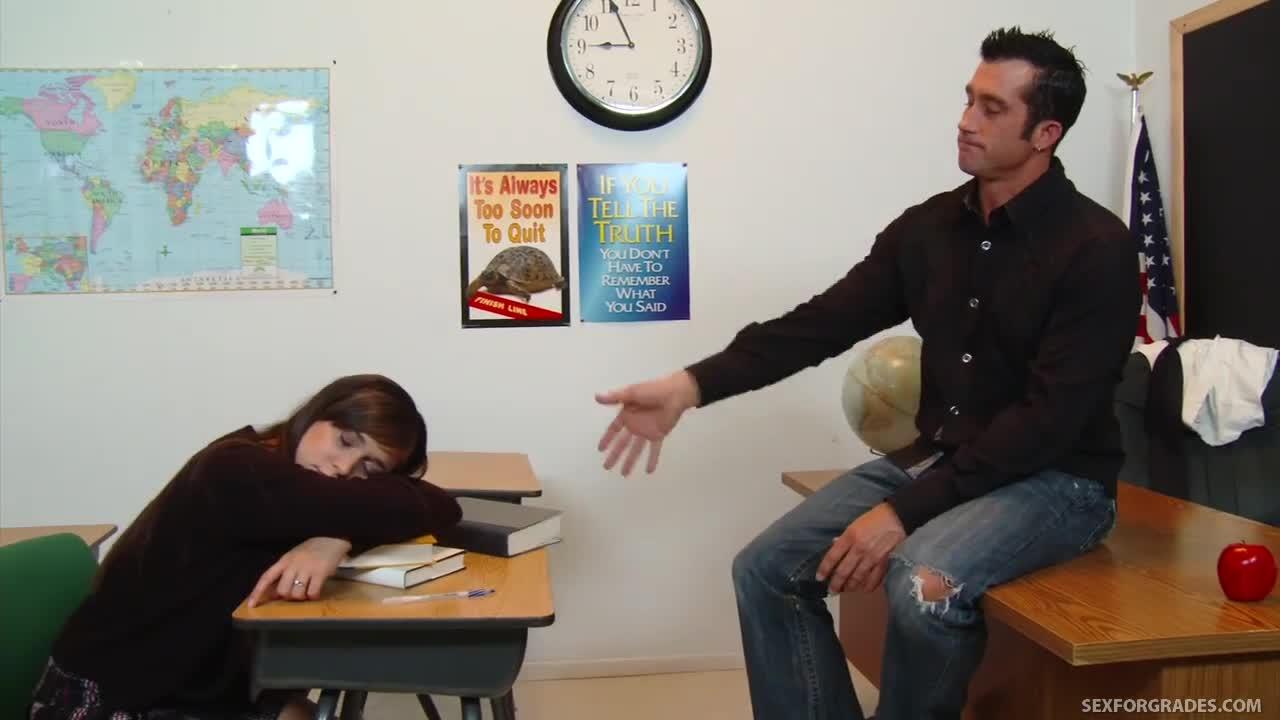 Teen Fucked In Classroom
