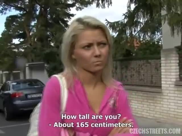 порно czech streets ingrid