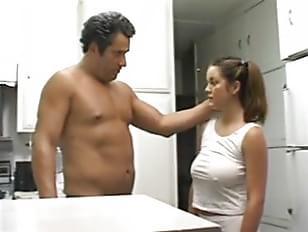 big tit daughter