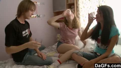 couple-seduces-teen-lesbians