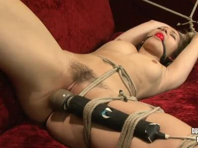 Download free blonde in tight bondage and crotch rope porn