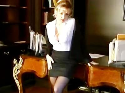 Danni Ashe Secretary 63