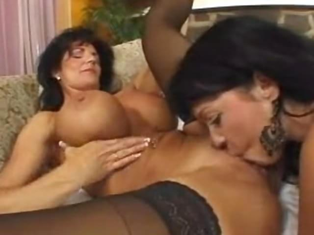 First real lesbian sex videos