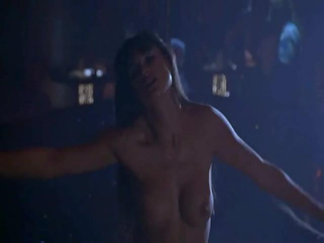 Demi moore striptease nude video
