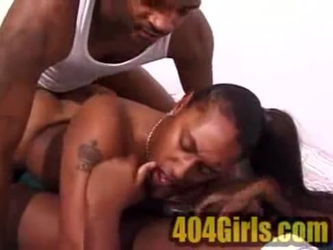 Big Booty Black Thugs