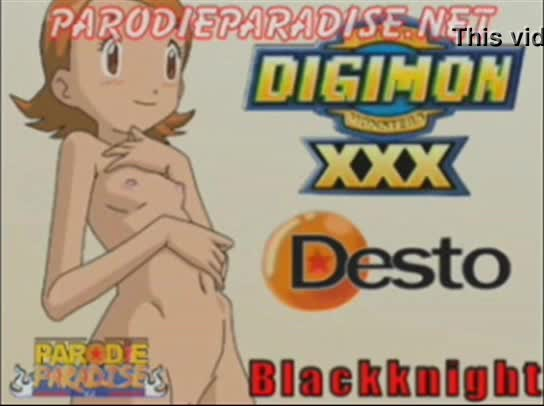 Tai digimon his breasts