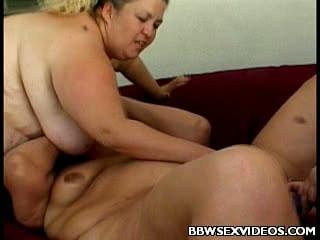 Dildo cramming supersized bbw