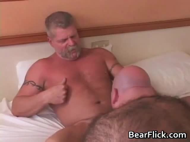 Dirk, Daddy Ric, and Woody threesome gays