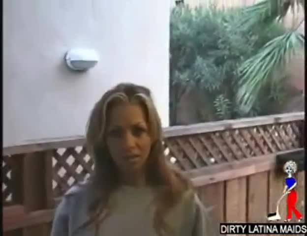 Dirty Latina Maids Monique 53