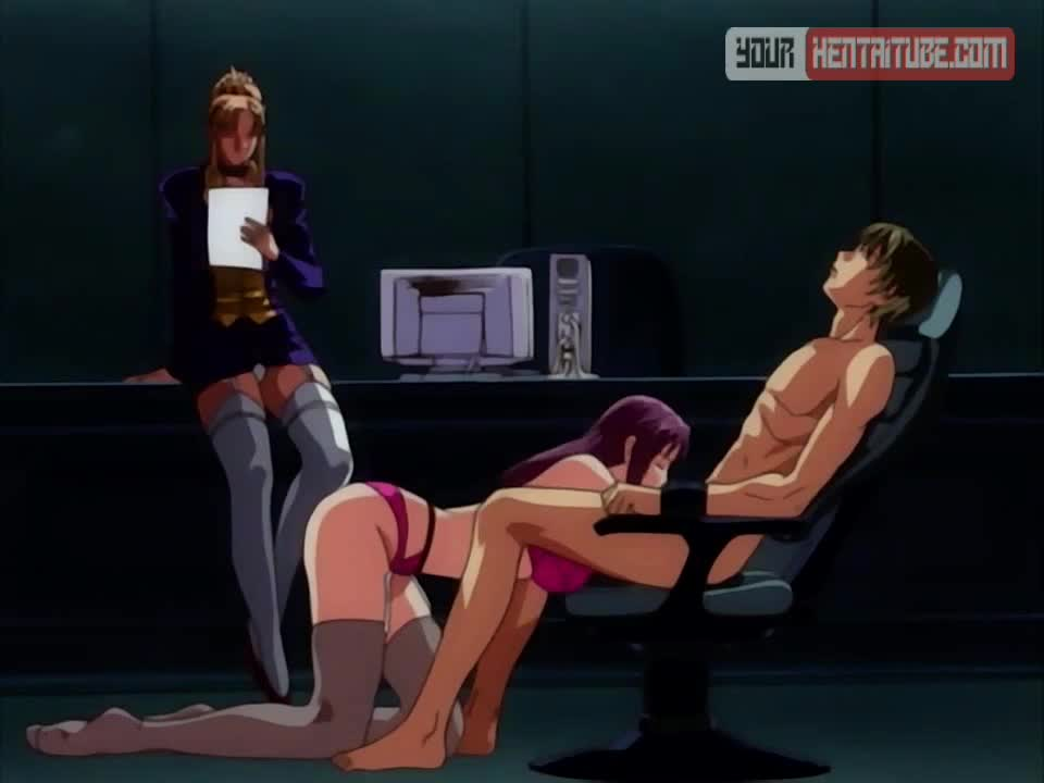discipline the hentai academy episode 1