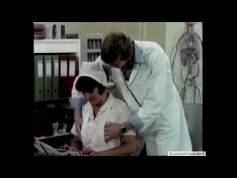 Patient seduces female nurse