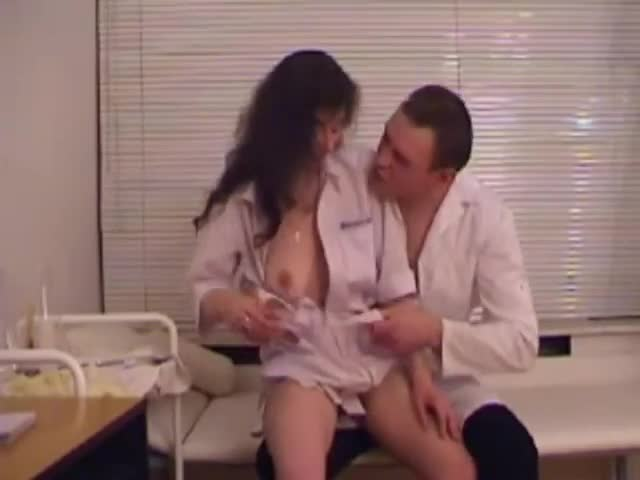 bill fucks his nurse