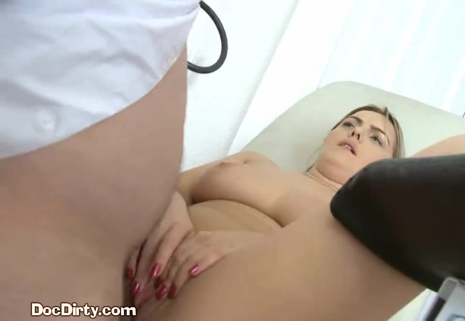 Doctor Checking His Cock