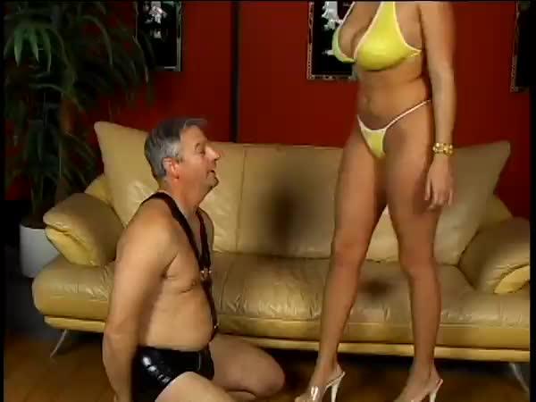 Gianna michaels dominatrix